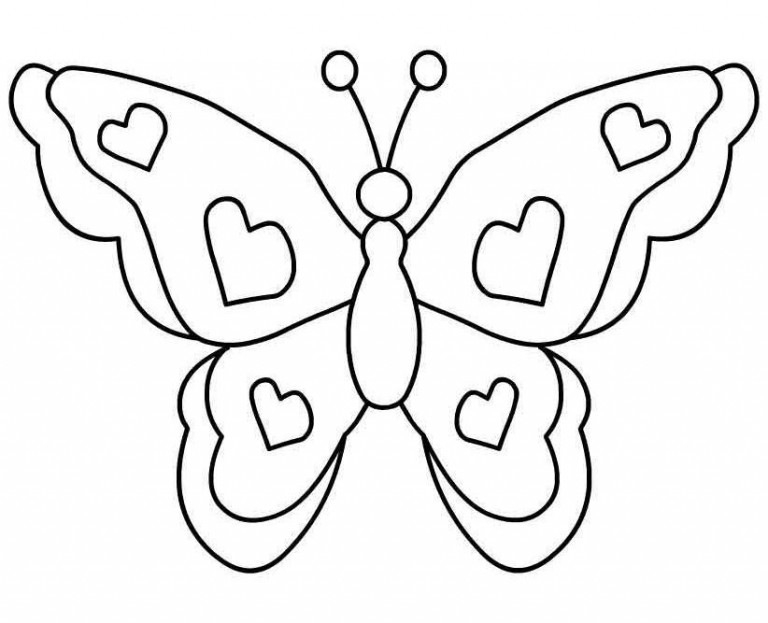 Butterfly clip art black and white. Cute clipart letters butterflies
