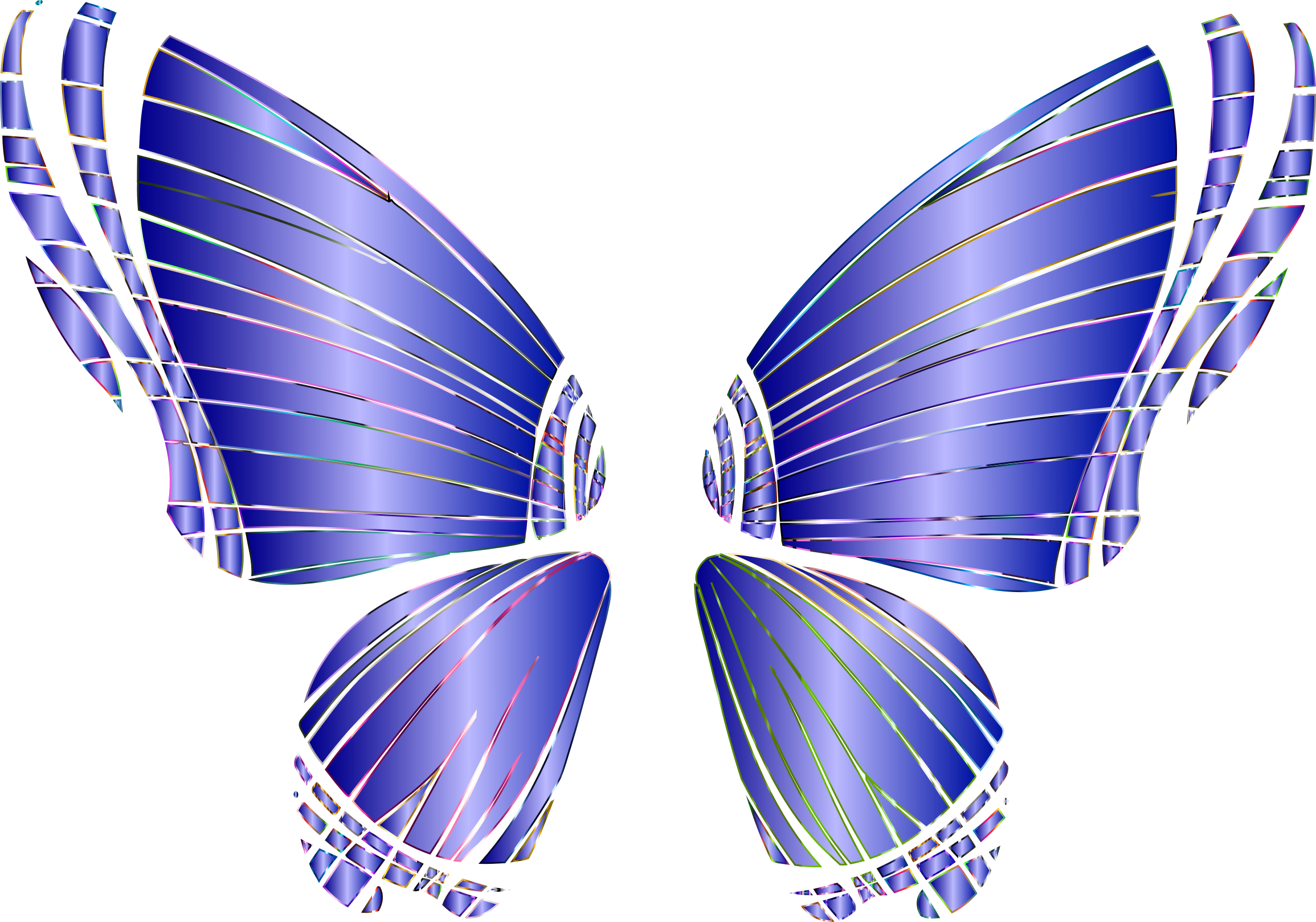 Clipart rgb silhouette no. Butterfly clip art clear background svg library