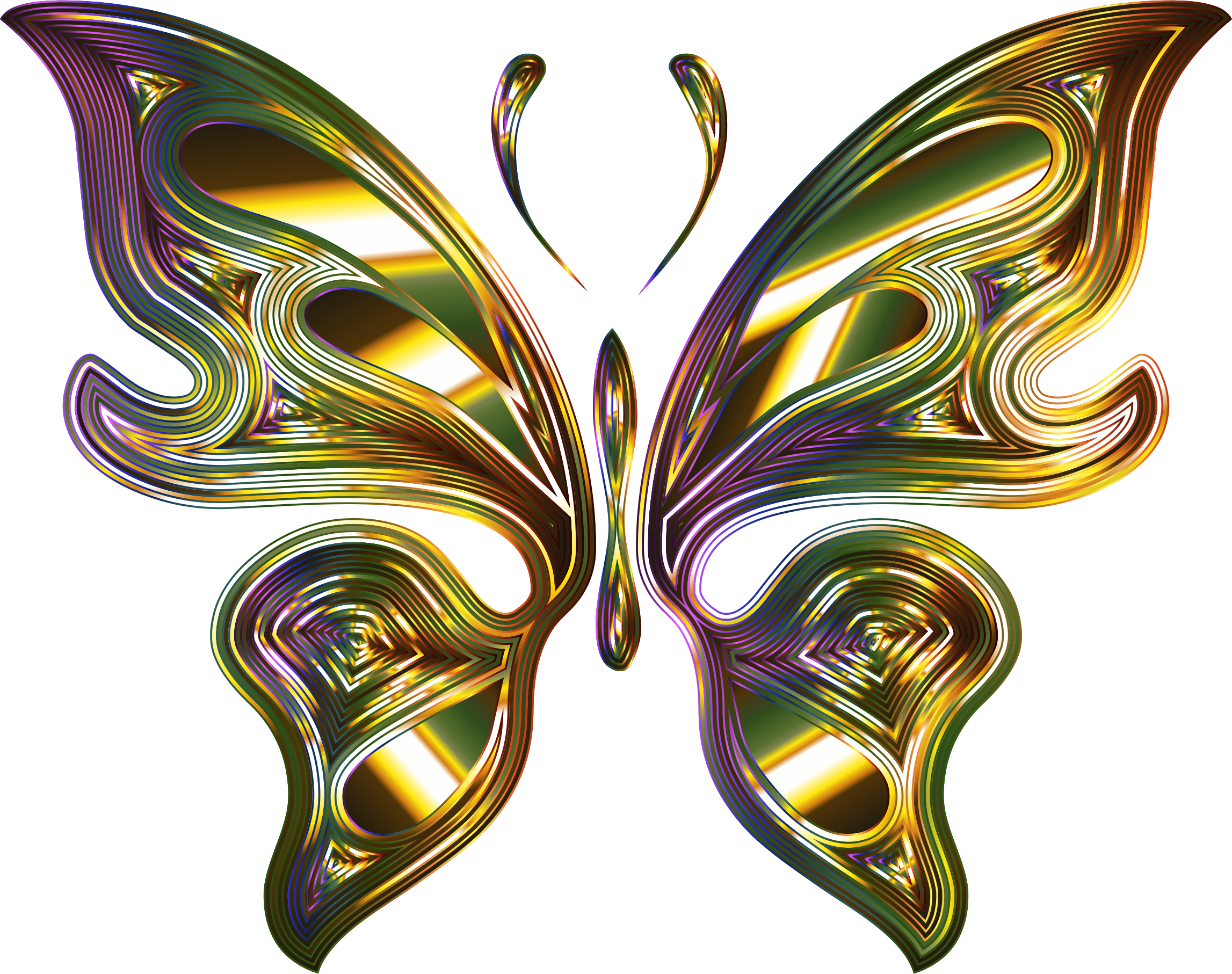 Butterfly clip art clear background. Clipart prismatic no big