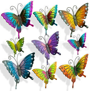 Butterflies large xlarge paint. Butterfly clip art colourful banner library download