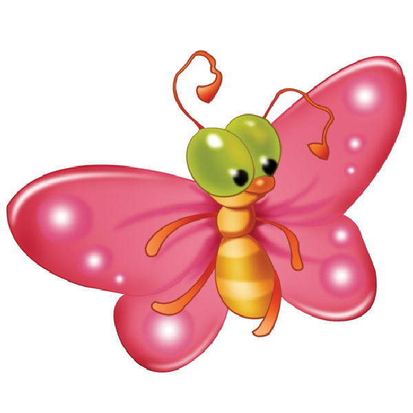 Baby cartoon pictures all. Butterfly clip art transparent background picture freeuse download