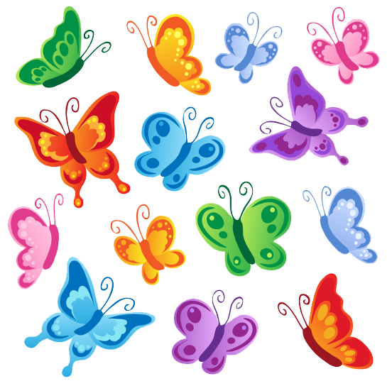 Butterfly clipart png. Clip art image