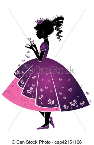 Butterfly clipart princess. And butterflies silhouette of picture download