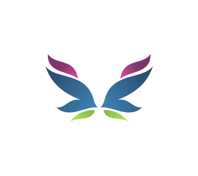 Free logo download png. Vector art butterfly logos