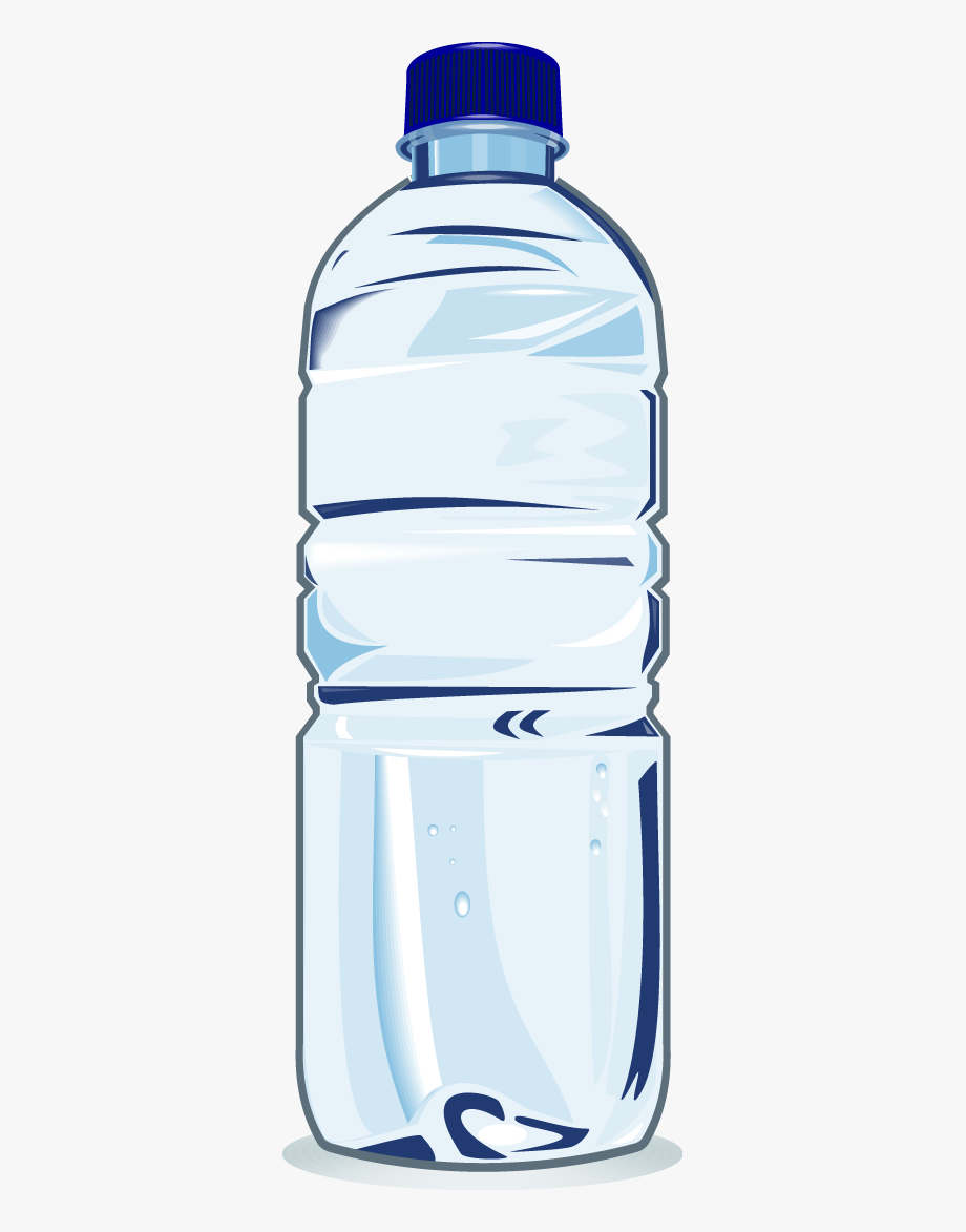 Buttle. Water bottle clip art