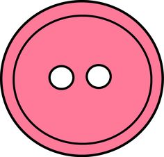 Button clipart. Yellow who s got