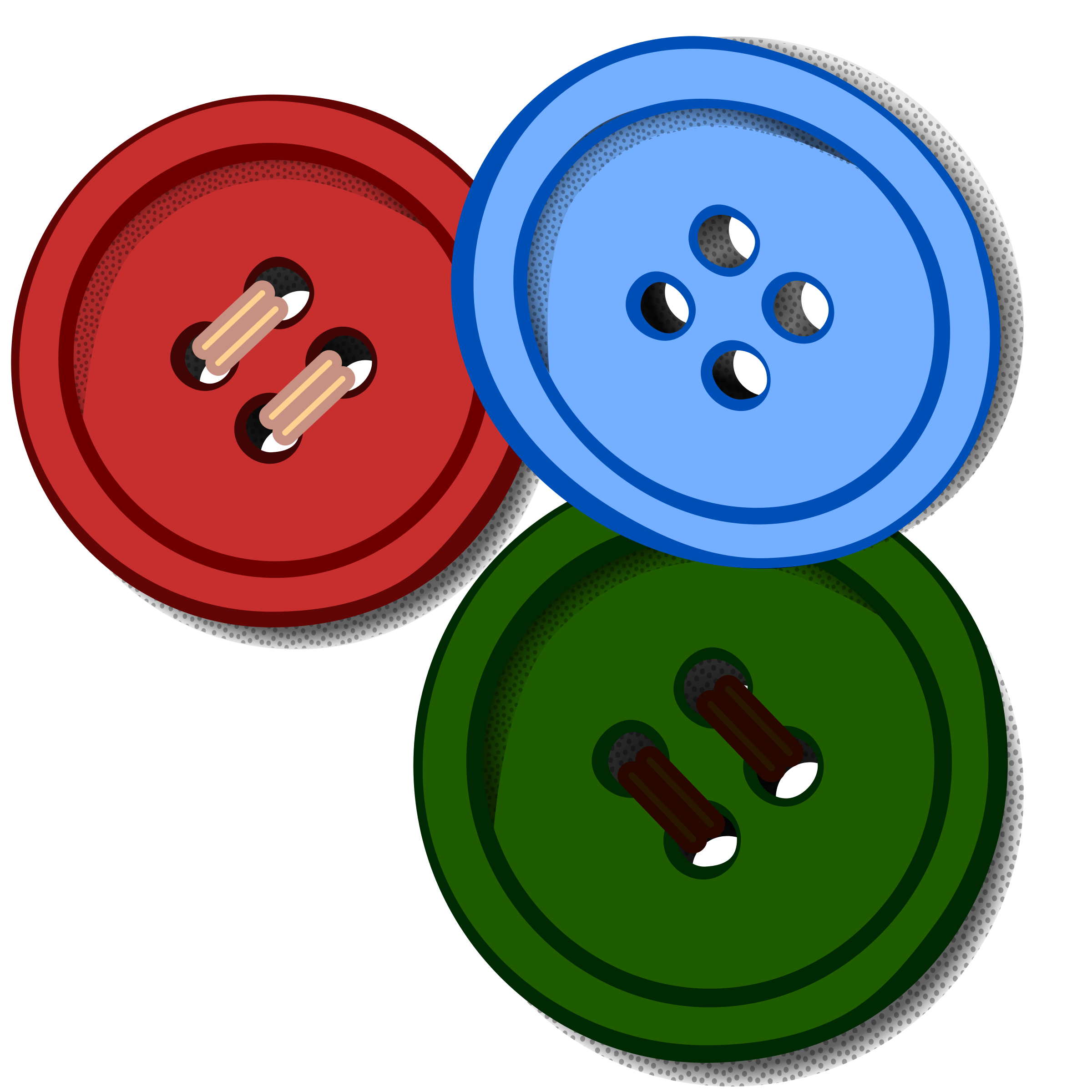 Clip button. Buttons coloured icons png clipart library library
