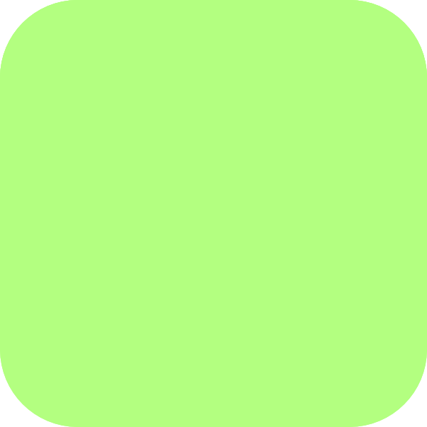 button clipart lime green