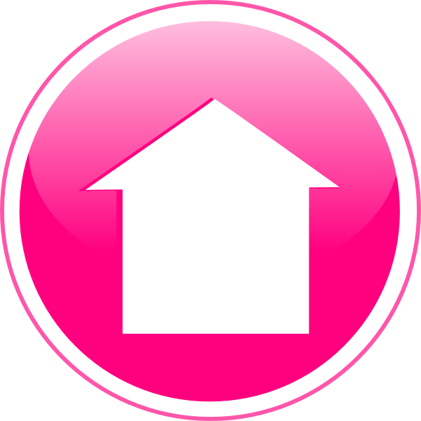 Button home png. Glossy icon clip art