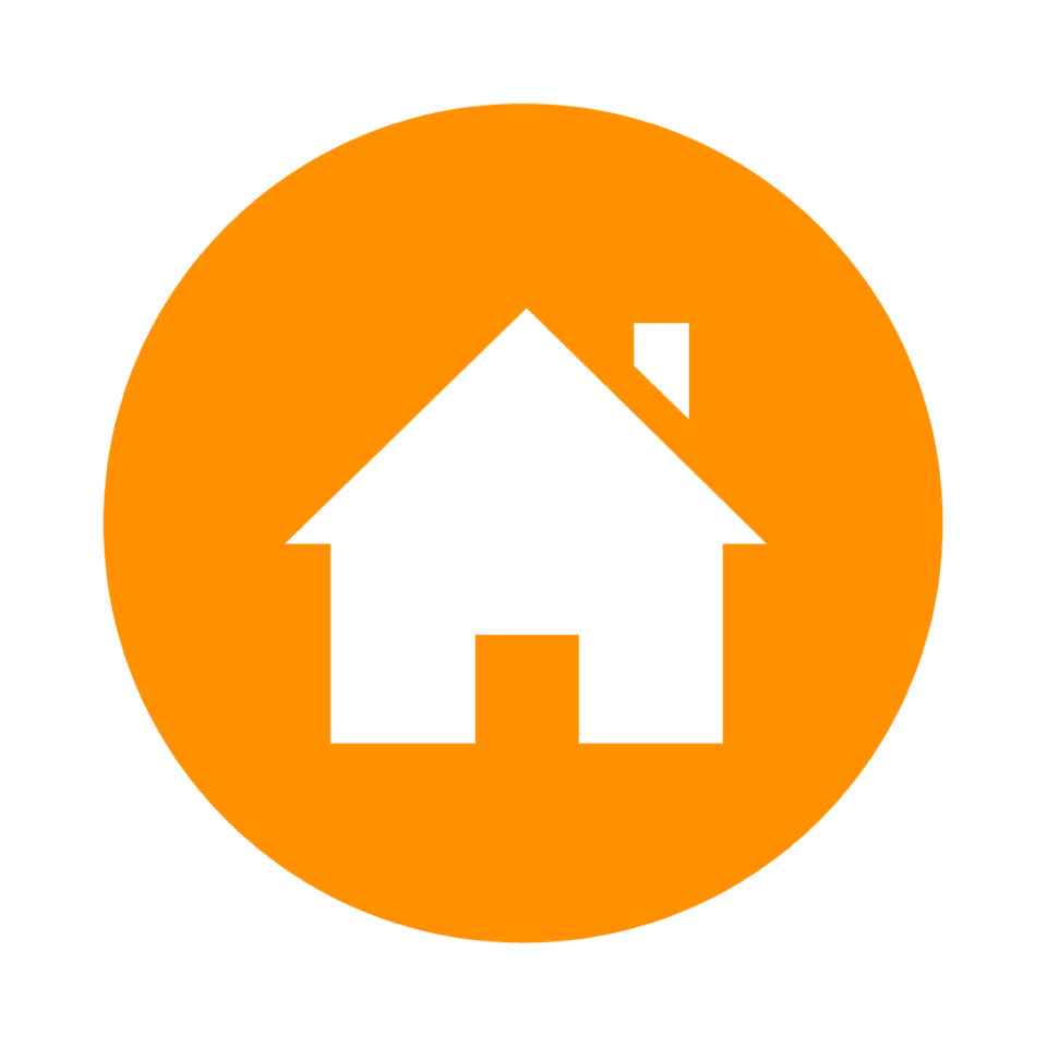 Button home png. Round icon transparentpng