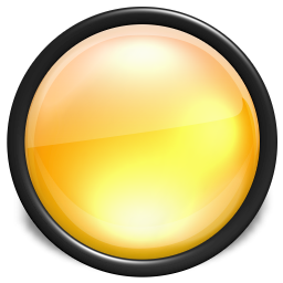 Yellow buttons png. Button icon free ii