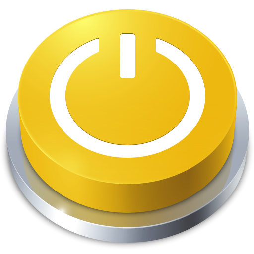 Yellow buttons png. Button icons vector free