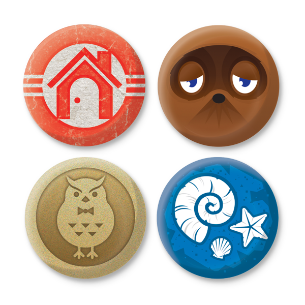 Button pin png. Badges video game transprent