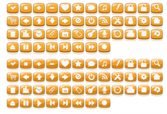 Buttons game png.