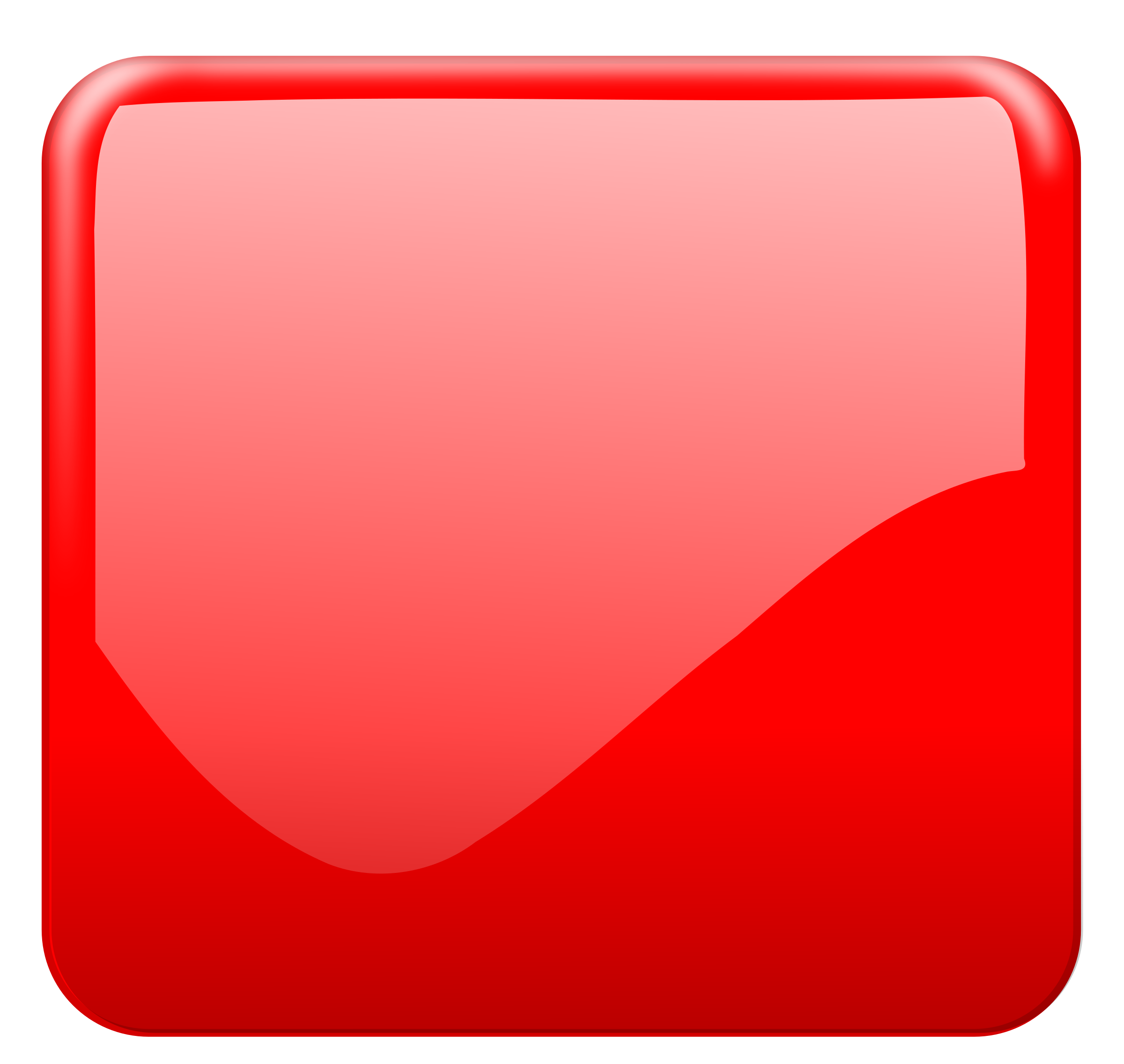Buttons red png. Clipart button big image