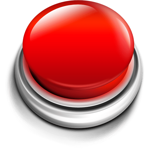 Buttons red png. Push button transparent stickpng