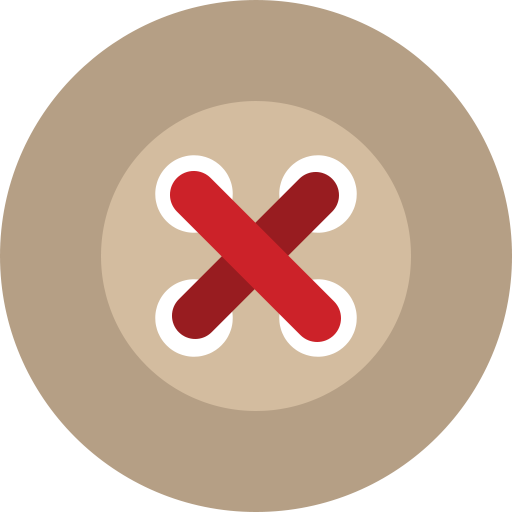 Buttons red png. Things by artem white