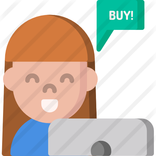 Buy clipart customer shopping. Free commerce and icons