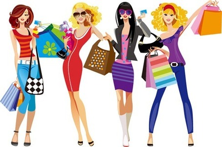 Buy clipart customer shopping. Customers