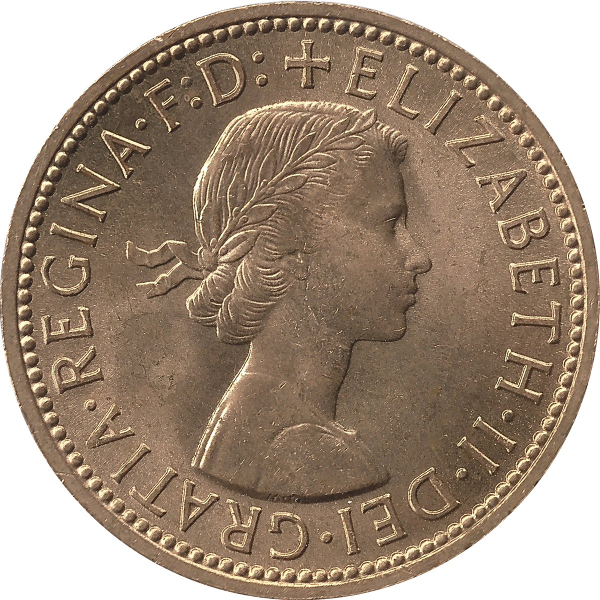 Buy one get one for a penny png image. Halfpenny british pre decimal