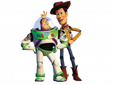 Buzz and woody png. Y image