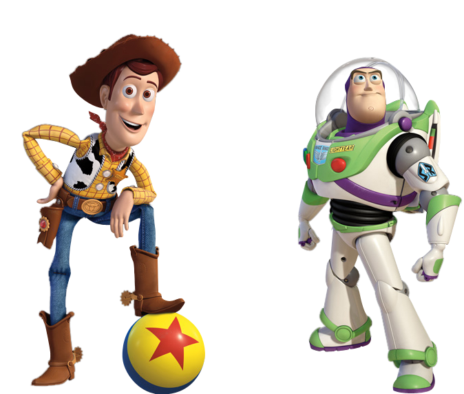 Buzz and woody png. Image gallery of toy