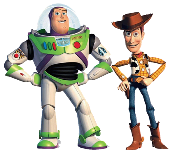 Buzz and woody png. Toy story lightyear to