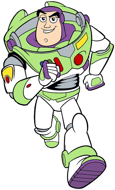 Buzz and woody running png. Toy story clip art