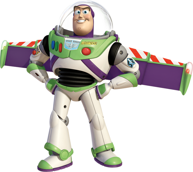 toy story buzz and woody png