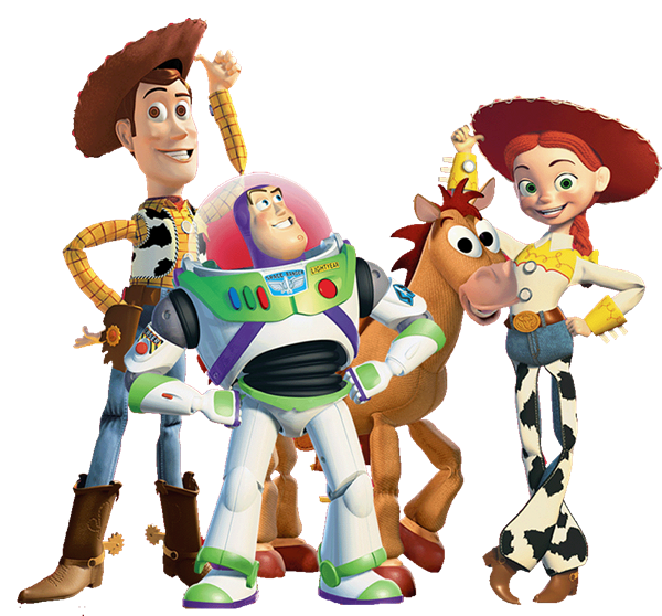 Buzz lightyear and woody png. Collection of toy
