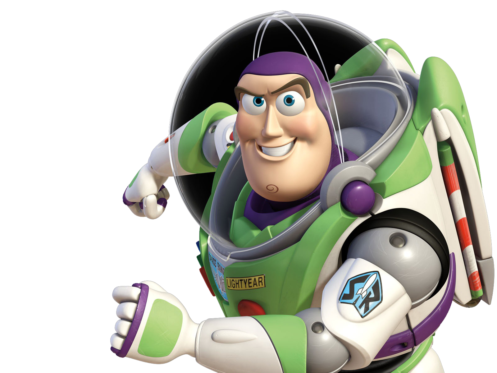 Buzz transparent bus. Toy story png file