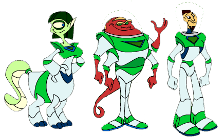 Buzz transparent captain. Unnamed space rangers lightyear