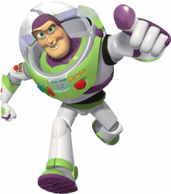 Buzz transparent toy story. Png images free download