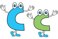 C clipart alphabet. Search results for letter