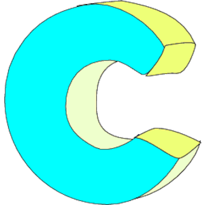 C clipart png. Colorful cliparts of free