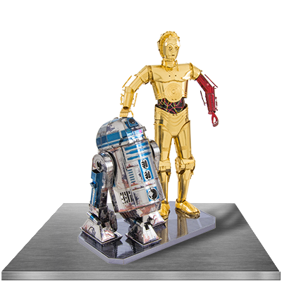 C3po vector c3p0. Innovatoys metal earth online