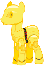 C3po vector transparent. C po tags derpibooru