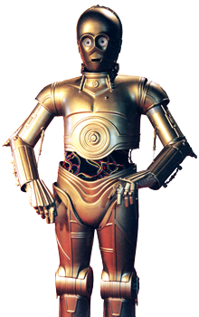 C3po vector transparent. Mpe leisure entertainment consultancy