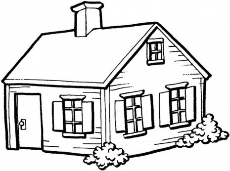 Cabin clipart easy draw. Log drawing at getdrawings