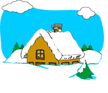 Visit scottville winter outdoor. Cabin clipart snow roof png royalty free download