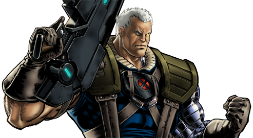 Cable marvel png. Image dialogue avengers alliance