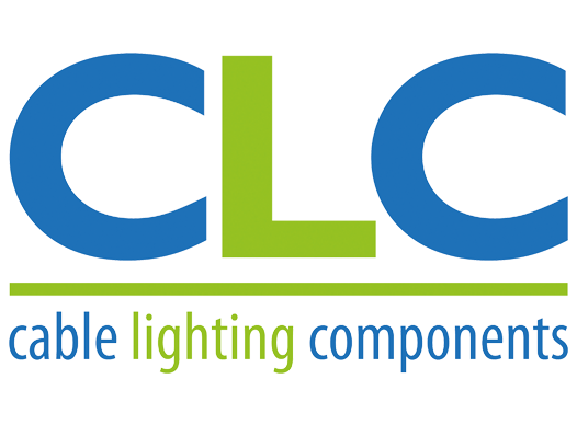 Cable transparent lighting. And components clc light