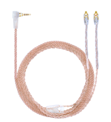 Cable vector. Purdio deluxe wireless mmcx