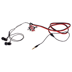 Cable vector tangled wire. Sd spear zipper earbuds