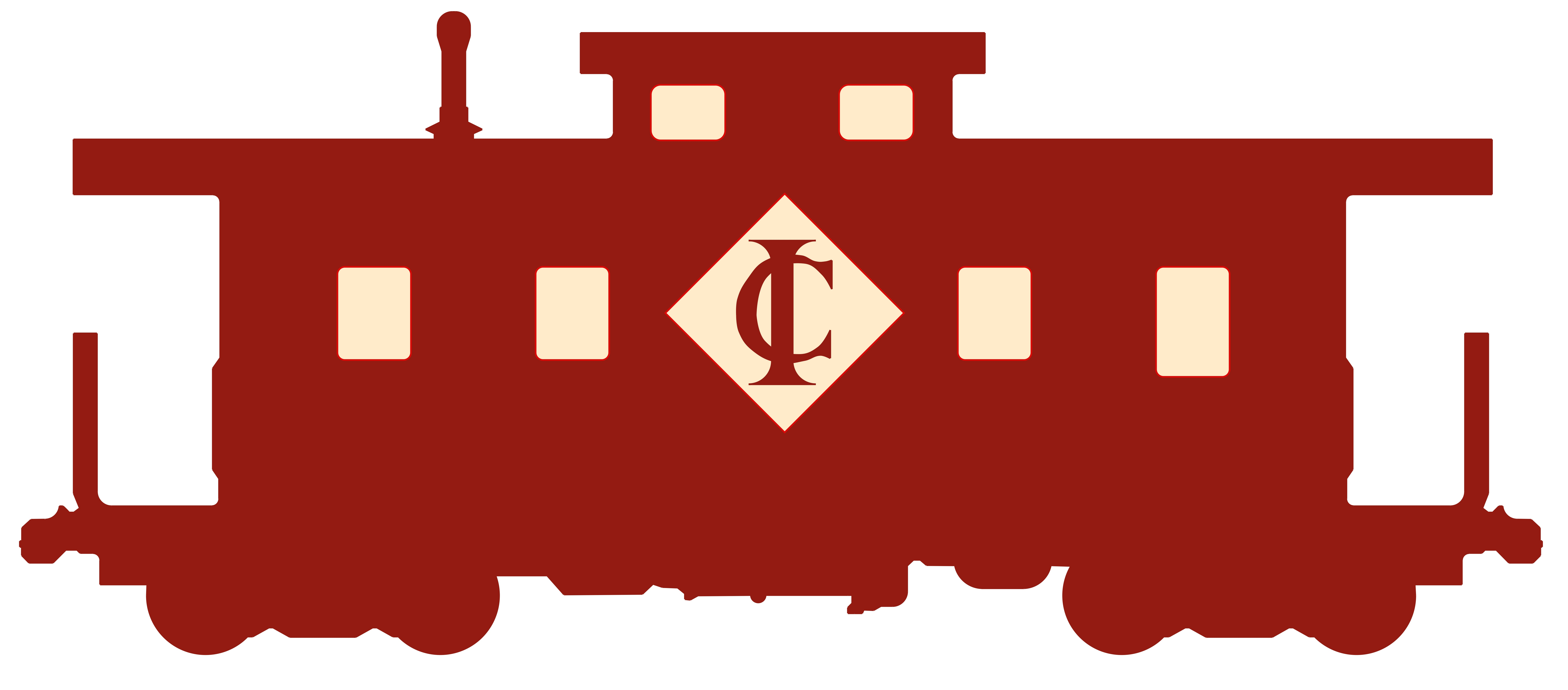 Caboose clipart little red caboose. Industries manual ground throws