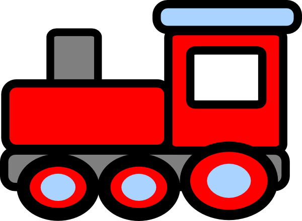 Caboose clipart train engine. Silhouette at getdrawings com