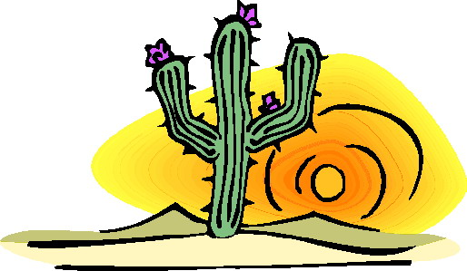 Cactus clipart flower. Clip art flowers and