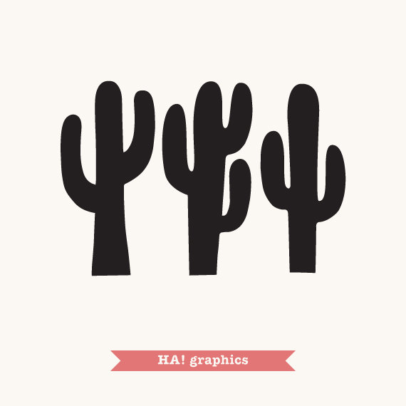 Cactus clipart svg. Png and dxf files