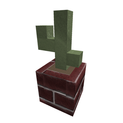 Cactus png potted. Roblox
