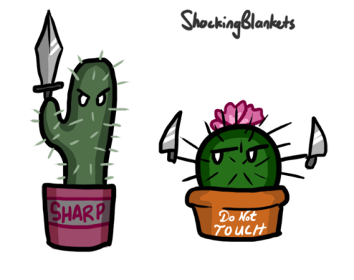 Cactus png tumblr. I m in shock